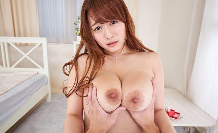 人妻の現役AV女優・白石茉莉奈