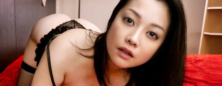カリビアンコムで人気のAV女優・小向美奈子