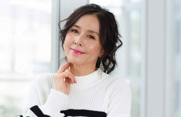 有名女優のヌードエロ画像・杉本彩1