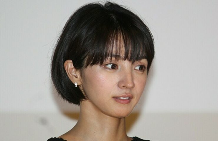 有名女優のヌードエロ画像・満島ひかり1