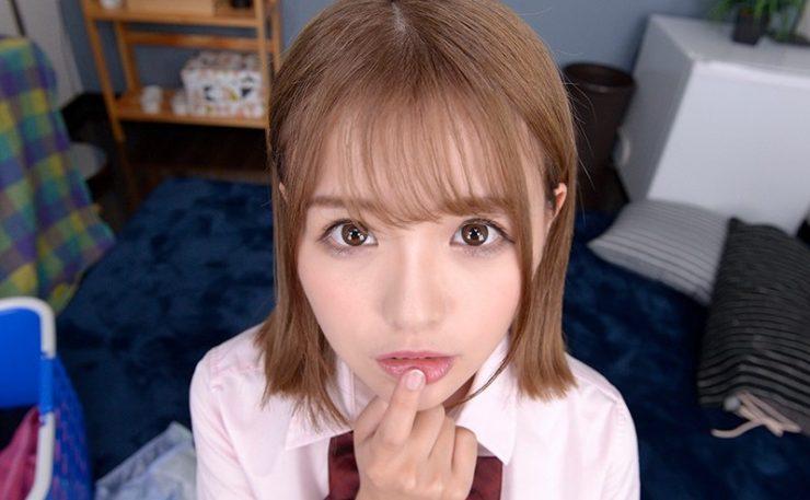 女子校生(JK)に見えるAV女優!永瀬ゆい
